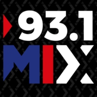 Logo of radio station XHYI MIX 93.1 FM