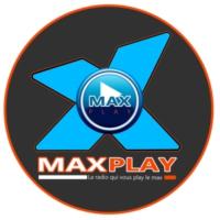 Logo of radio station MAX-PLAY