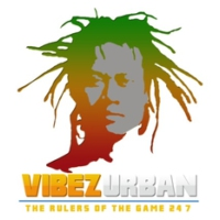 Logo of radio station vibezurban