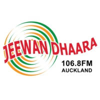 Logo of radio station Jeewan Dhaara 106.8 FM