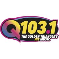Logo de la radio WNMQ-FM Q103.1