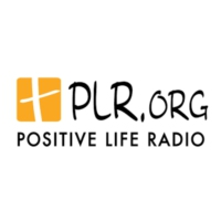 Logo of radio station Positive Life Radio Network