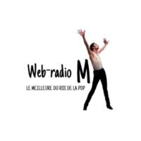 Logo of radio station MJ web radio