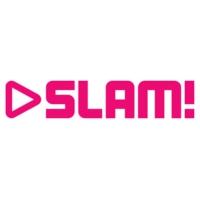Logo de la radio SLAM! FM