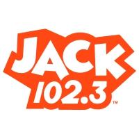 Logo of radio station CHST-FM JACK 102.3