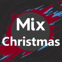 Logo of radio station Christmas Mix