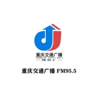 Logo of radio station 重庆交通广播 FM95.5