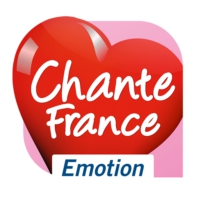 Logo of radio station Chante France Emotion