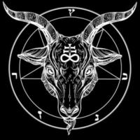 Logo of radio station Occult Rock Radio
