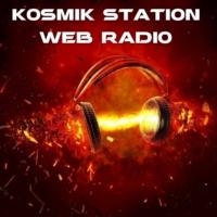 Logo de la radio Kosmik Station