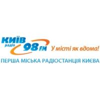 Logo of radio station Радио Киев 98 FM