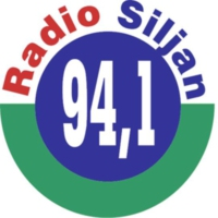 Logo of radio station Radio Siljan 94.1