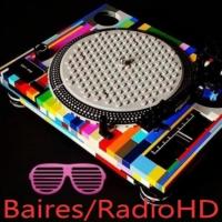 Logo of radio station BairesRadioHD