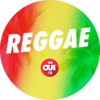 Logo of radio station OUI FM Reggae