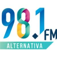 Logo de la radio XHNM Alternativa 98.1 FM