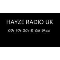 Logo de la radio hayze radio uk
