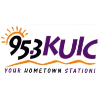 Logo of radio station 95.3 KUIC