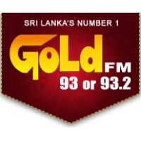 Logo of radio station Gold FM Sri Lanka
