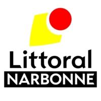 Logo of radio station Littoral FM - Narbonne
