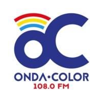 Logo of radio station Onda Color 108.0 Fm