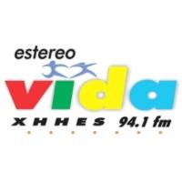 Logo of radio station XHHES Estéreo Vida 94.1 FM