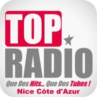 Logo of radio station Top Radio FR (Nice Côte d'Azur)