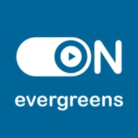 "Logo de la radio ""ON Evergreens"""