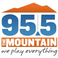 Logo of radio station KYOT-FM 95.5 The Mountain