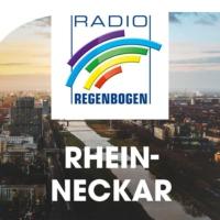 Logo of radio station Radio Regenbogen Metropolregion Rhein-Neckar