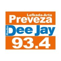 Logo of radio station 93.4 Radio DeeJay