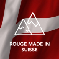 Logo de la radio Rouge Made in Suisse