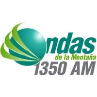 Logo de la radio Ondas de la montaña