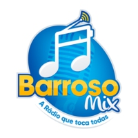 Logo de la radio Rádio Barroso Mix