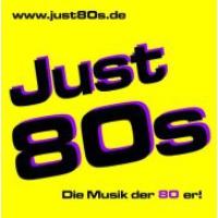 Logo of radio station Just 80s Maximal