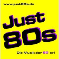 Logo of radio station Just 80s Maximal