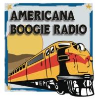 Logo de la radio Americana Boogie Radio