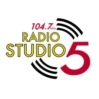 Logo of radio station Studio 5