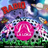 Logo de la radio RADIO LA LOKA 100% ELECTRO