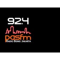 Logo of radio station Pas FM 92.4 Surabaya