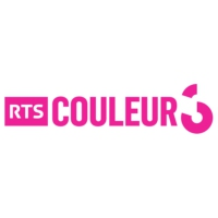 Logo of radio station RTS Couleur3