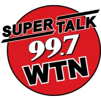 Logo de la radio SuperTalk 99.7 WTN