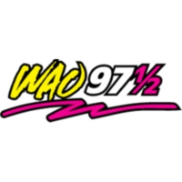 Logo of radio station WAO 97.5 FM