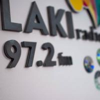 Logo de la radio Laki Radio