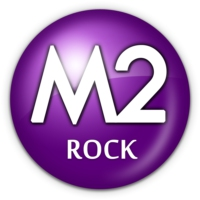 Logo of radio station M2 ROCK