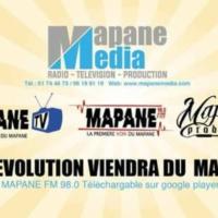 Logo de la radio MapaneMedia_TV