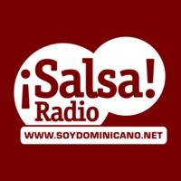 Logo of radio station Salsa Radio