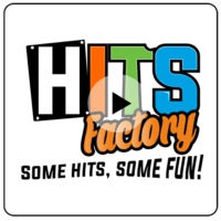 Logo of radio station Hits Factory