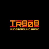 Logo de la radio THE RAW 808 UNDERGROUND