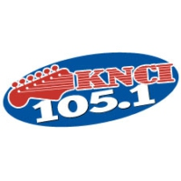 Logo of radio station New Country 105.1 KNCI