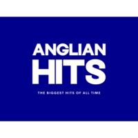 Logo of radio station Anglian Hits